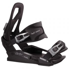 RAGE RX720 Black bindingen - M/L