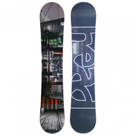Head Prison all-mountain snowboard 154 cm