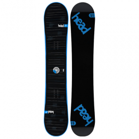 Head Rocka FW 4D Blue all-mountain snowboard 151 cm