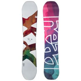 Head Rose DCT snowboard - All-mountain - 142 cm