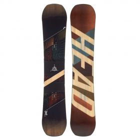 Head Daymaker snowboard - All-mountain - 162 cm