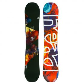 Head Rose DCT snowboard - All-mountain - 138 cm