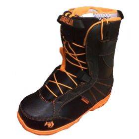 Northwave Dahlia Black softboots - Speed Lacing systeem