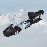 ski bindingen